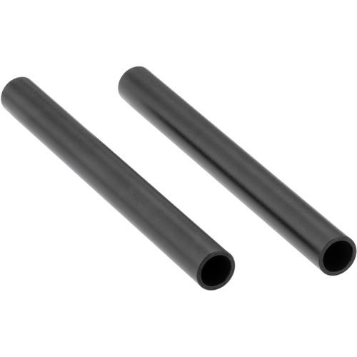 "Axler 15mm Aluminum Rod Set (6"")"