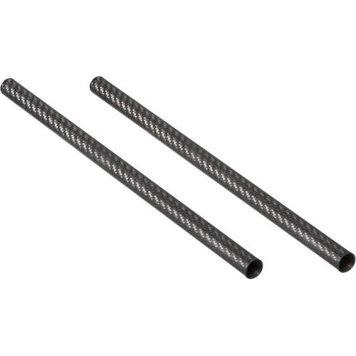 "Axler 15mm Carbon Fiber Rod Set (12"", Pair)"