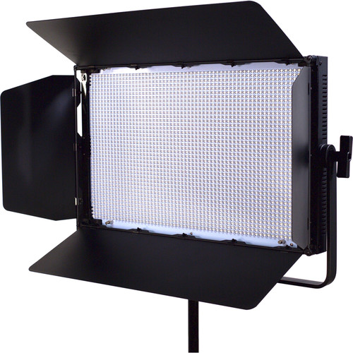AXRTEC AXR-A-2400DV Daylight LED DMX Panel with V-Mount Battery Plate