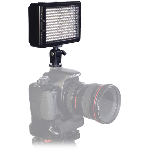 AXRTEC AXR-C-204B On-Camera LED Light (204 LED, Bi-Color)