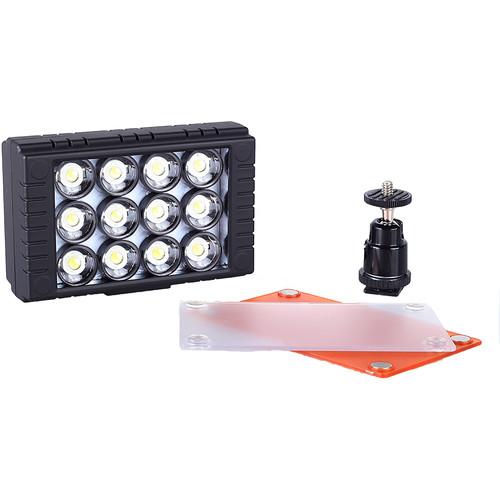 AXRTEC AXR-C-B12D On-Camera LED Light