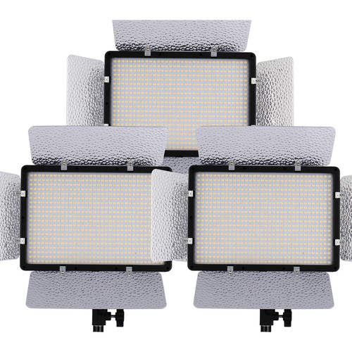 AXRTEC AXR-K-680DVx3 Daylight LED 3-Light Kit