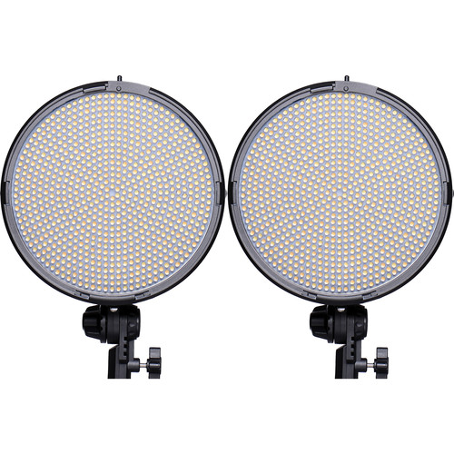 AXRTEC AXR-R-800DVx2 Daylight LED Round 2-Light Kit
