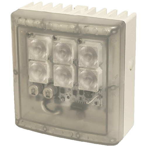 AXTON MegaPixel AT-12WE 10° PoE IR White Light Illuminator