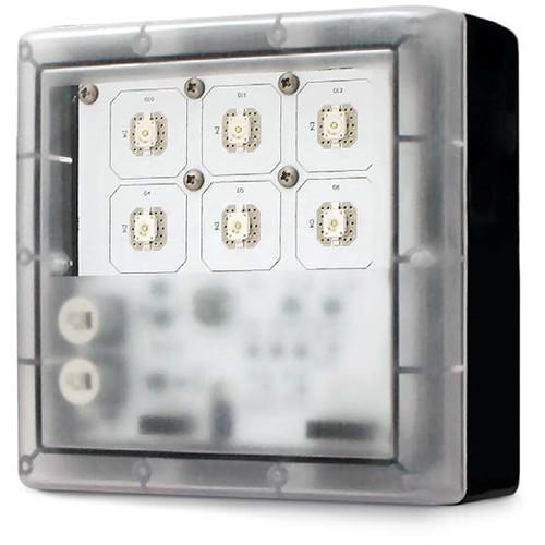 AXTON Blaze Series AT-12WE-S Day/Night Sensor PoE Powered White Light Illuminator (30°)