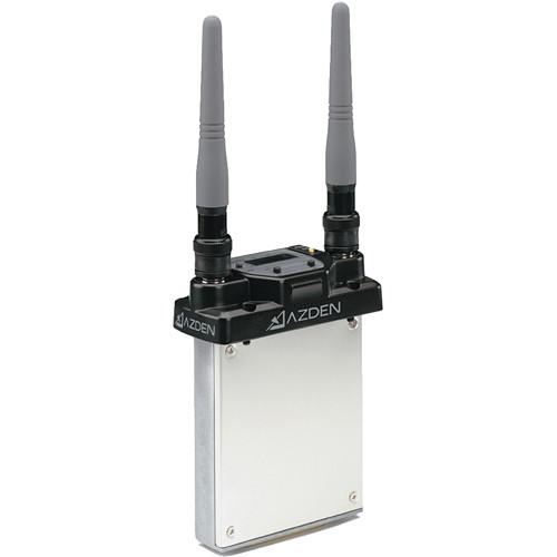 Azden 2000URX/SiS UHF Slot-In Wireless Receiver for Sony Cameras
