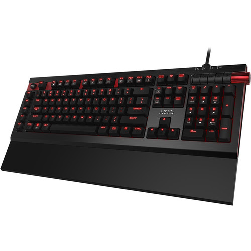 AZIO Armato Backlit Mechanical Keyboard