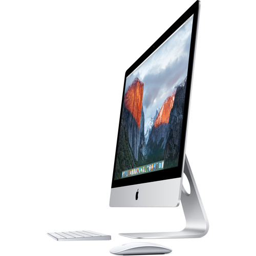"B&H Photo iMac Turnkey 27"" iMac Mid-Level Turnkey Kit with Media Composer 8 and AJA Io XT"