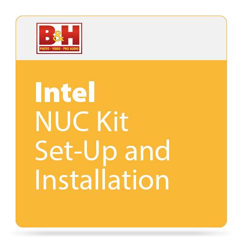 B&H Photo Video Intel NUC Setup and Install Service