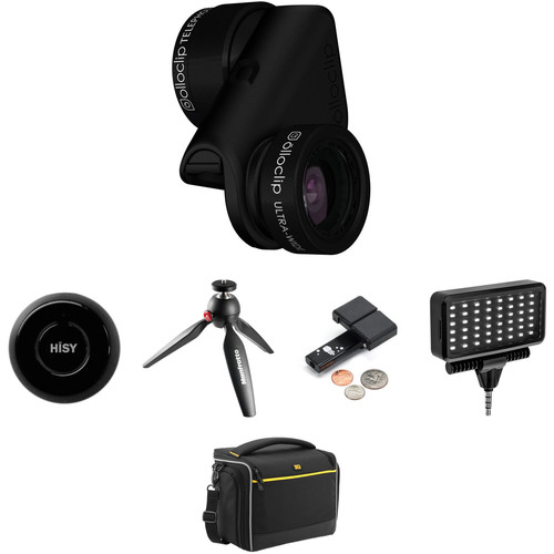 B&H Photo Video Mobile Photography Kit for iPhone 6/6s & 6 Plus/6s Plus