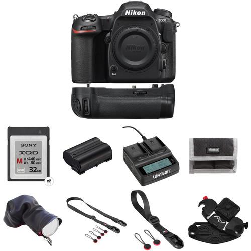 Thom Hogan's Basic Accessory Kit for The Nikon D500