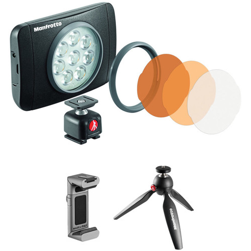 Manfrotto Universal Smartphone Photography Premium Kit
