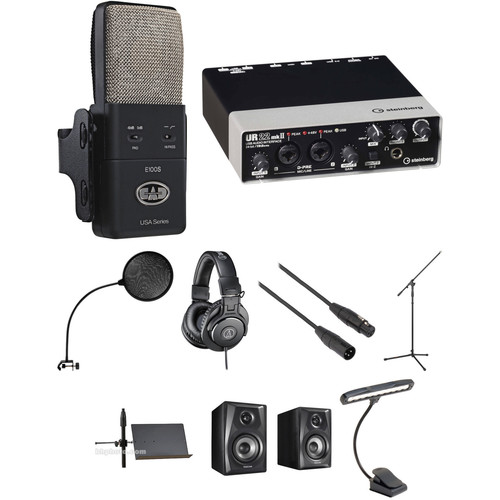 CAD Professional Voice Actor Recording Kit