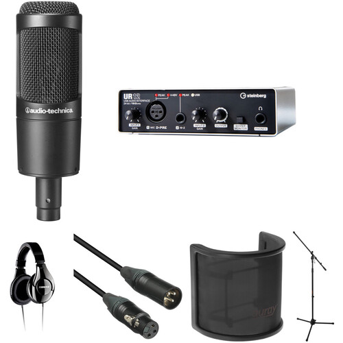 Audio-Technica Voice Actor Starter Kit