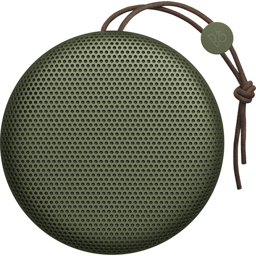 B&O PLAY by Bang & Olufsen Beoplay A1 Bluetooth Speaker (Moss Green)
