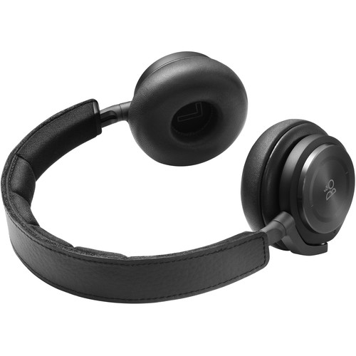 B&O PLAY by Bang & Olufsen BeoPlay H8 Wireless Noise-Canceling Headphones (Black)