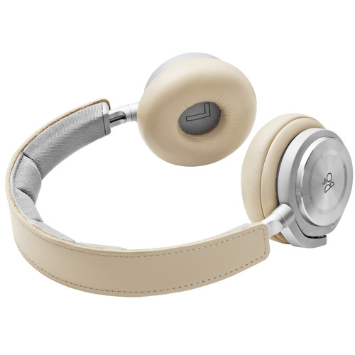B&O PLAY by Bang & Olufsen BeoPlay H8 Wireless Noise-Canceling Headphones (Natural)