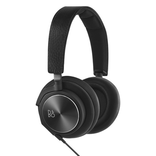 B&O PLAY by Bang & Olufsen H6 Over-Ear Headphones 2nd Gen (Black)