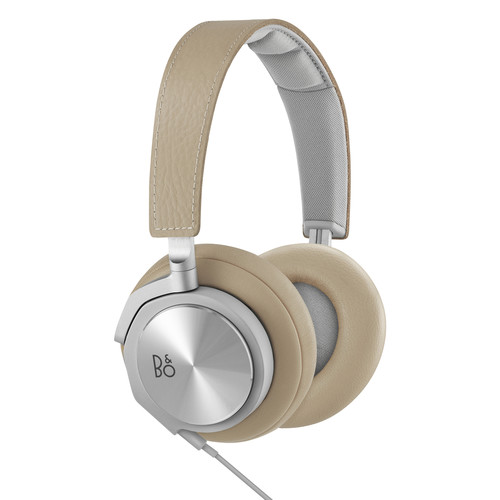 B&O PLAY by Bang & Olufsen H6 Over-Ear Headphones 2nd Gen (Natural)