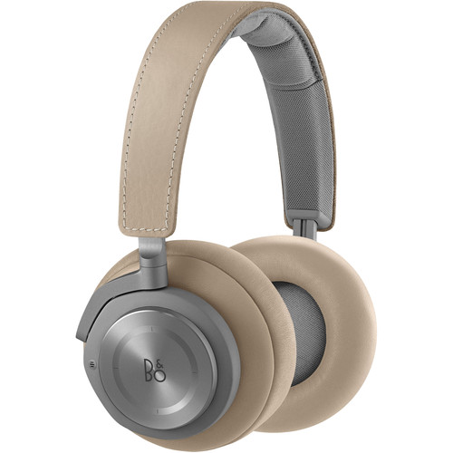 B&O PLAY by Bang & Olufsen Beoplay H9 Wireless Noise-Canceling Headphones (Argilla Gray)