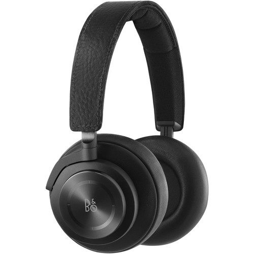 B&O PLAY by Bang & Olufsen Play H7 Wireless Over-Ear Headphones (Black)