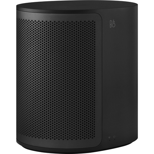 Bang & Olufsen Beoplay M3 Wireless Speaker System (Black with Aluminum Grille Cover)