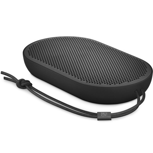 Bang & Olufsen Beoplay P2 Bluetooth Speaker (Black)