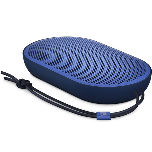 B&O PLAY by Bang & Olufsen Beoplay P2 Bluetooth Speaker (Royal Blue)