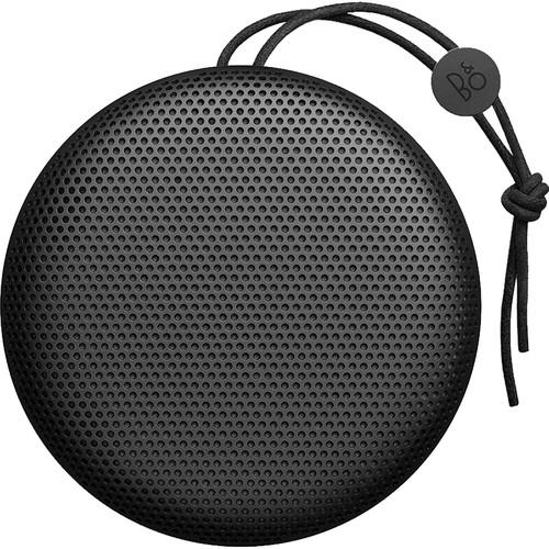 Bang & Olufsen Beoplay A1 Bluetooth Speaker (Black)