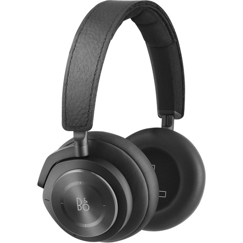 Bang & Olufsen Beoplay H9i Bluetooth Over-Ear Headphones with Active Noise Cancellation (Black)