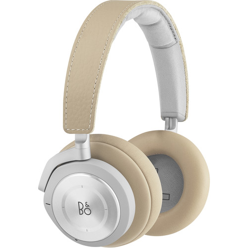 B&O PLAY by Bang & Olufsen Beoplay H9i Bluetooth Over-Ear Headphones with Active Noise Cancellation (Natural)