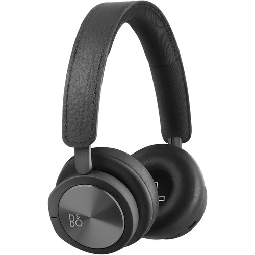 Bang & Olufsen Beoplay H8i Bluetooth On-Ear Headphones with Active Noise Cancellation (Black)