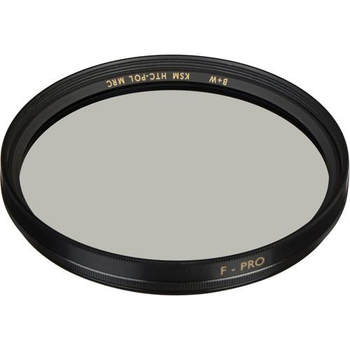 B+W 55mm F-Pro Kaesemann High Transmission Circular Polarizer MRC Filter