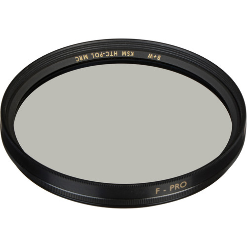 B+W 105mm F-Pro Kaesemann High Transmission Circular Polarizer MRC Filter