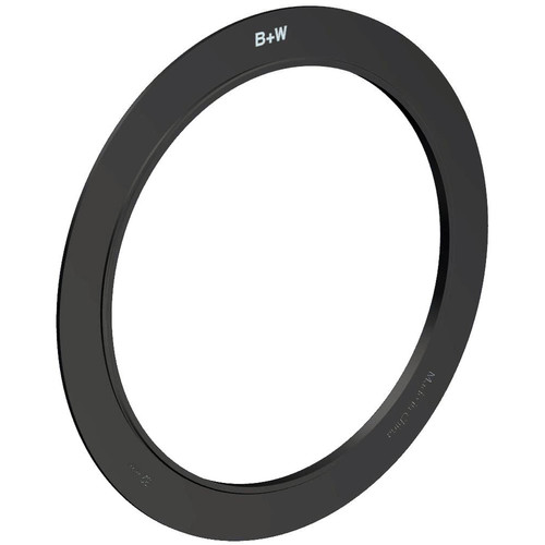 B+W 82mm Adapter Ring for B+W 100mm Aluminum Filter Holder