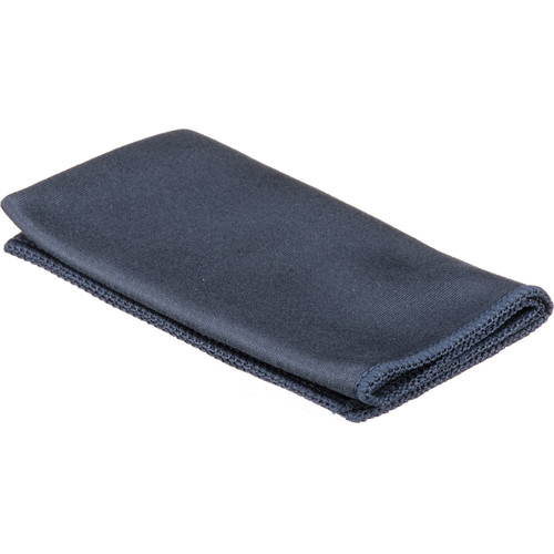 "B+W Photo Clear Microfiber Cloth 12-Pack (Navy, 7.9 x 7.1"")"