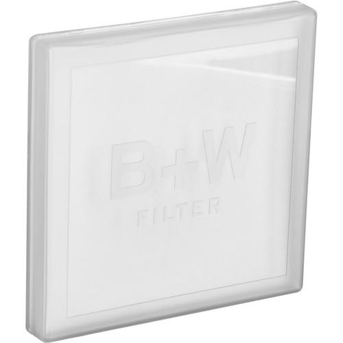 B+W Single Filter Box with Foam (Large)
