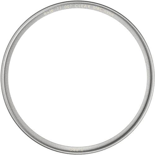 B+W 77mm T-PRO Clear Filter