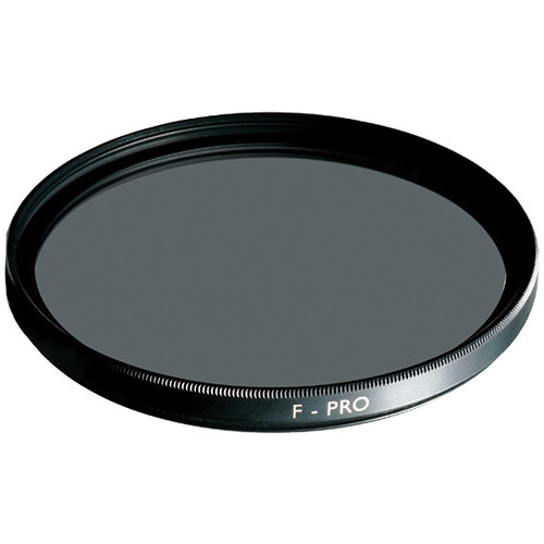 B+W 37mm 106 Solid Neutral Density 1.8 Filter (6 Stop)