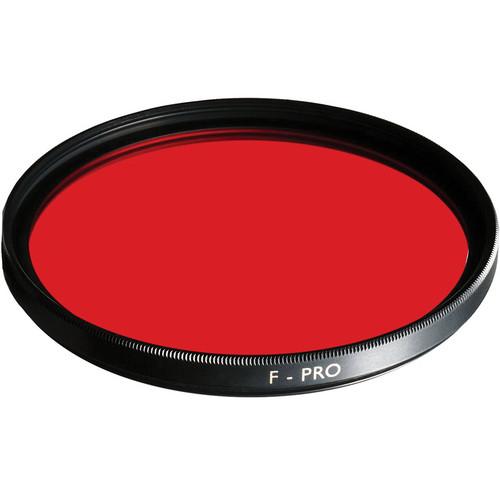 B+W 37mm Light Red 090 Glass Filter