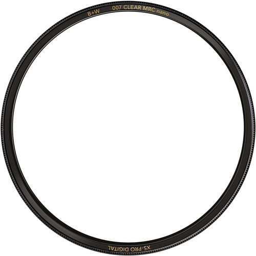 B+W 46mm XS-Pro Clear MRC-Nano 007 Filter