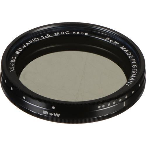 B+W 52mm XS-Pro Digital ND Vario MRC-Nano Filter