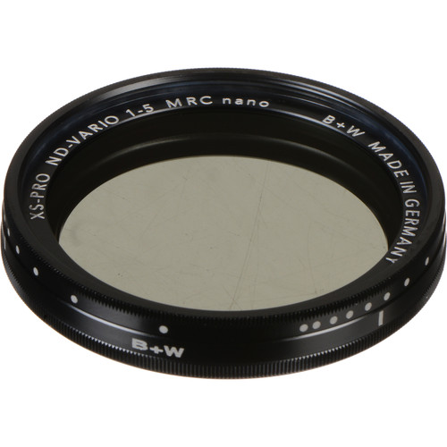 B+W 58mm XS-Pro Digital ND Vario MRC-Nano Filter