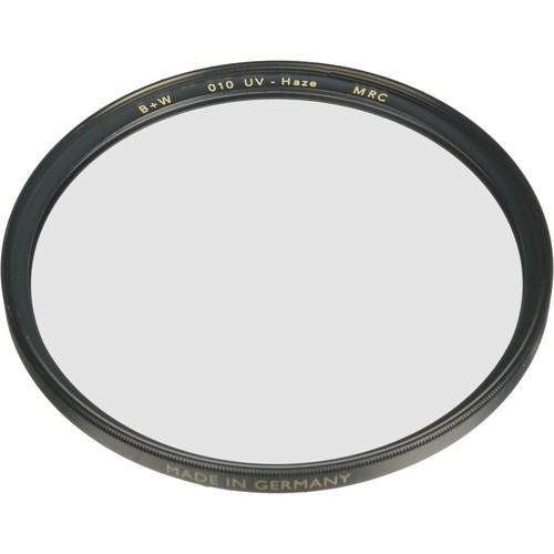 B+W 62mm UV Haze MRC 010M Filter