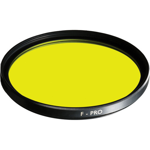 B+W 122mm Yellow MRC 022M Filter