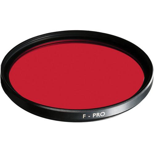 B+W Series 8 Dark Red 022 Glass Filter