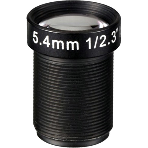 Back-Bone Gear 5.4mm 10MP M12 Mount Lens for Ribcage Modified Cameras