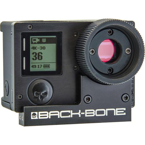 Back-Bone Gear Ribcage Modified GoPro HERO4 Black
