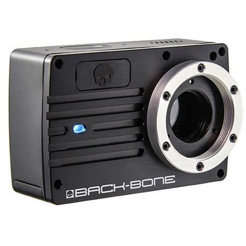 Back-Bone Gear Ribcage Modified YI 4K Action Camera