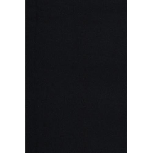 Backdrop Alley Commando Cloth Backdrop (10 x 24', Black)